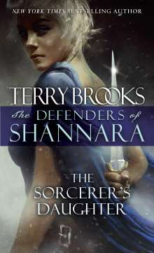 Terry Brooks: The Sorcerer's Daughter, Buch