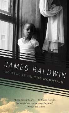 James Baldwin: Go Tell It on the Mountain, Buch