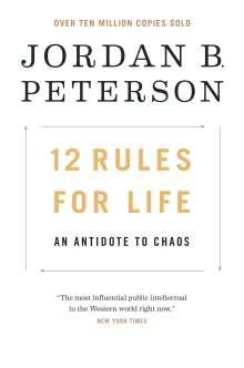 Jordan B. Peterson: 12 Rules for Life, Buch