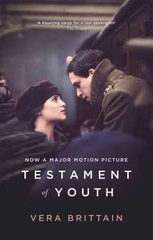 Vera Brittain: Testament of Youth, Buch