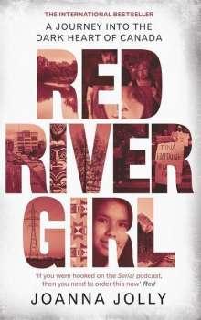 Joanna Jolly: Red River Girl, Buch