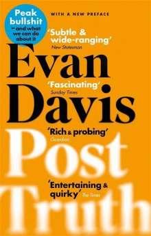 Evan Davis: Post-Truth, Buch