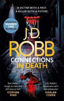 J. D. Robb: Connections in Death, Buch
