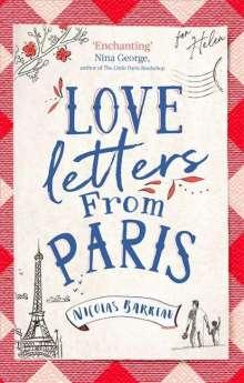 Nicolas Barreau: Love Letters from Paris, Buch