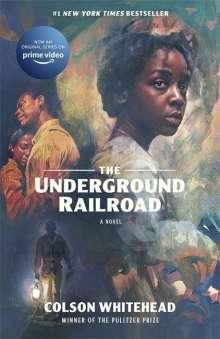 Colson Whitehead: The Underground Railroad, Buch