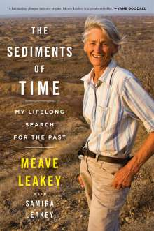 Maeve Leakey: The Sediments of Time, Buch