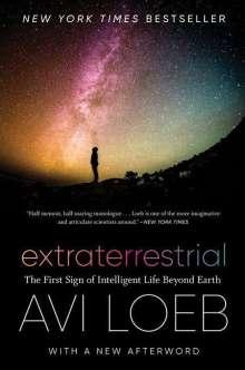 Avi Loeb: Extraterrestrial, Buch