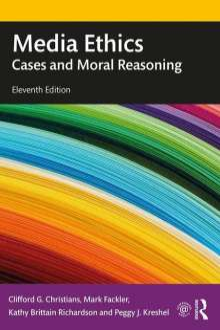 Clifford G. Christians: Media Ethics, Buch