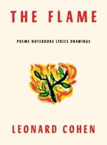 Leonard Cohen: The Flame, Buch