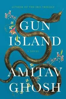 Amitav Ghosh: Gun Island, Buch