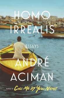 André Aciman: Homo Irrealis, Buch