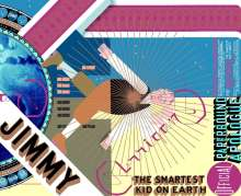 Chris Ware: Jimmy Corrigan - The Smartest Kid on Earth, Buch