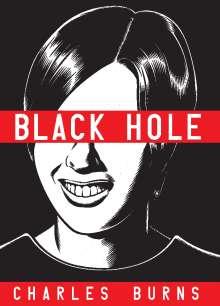 Charles Burns: Black Hole, Buch