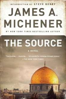 James Michener: Source, Buch