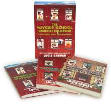 Louis Sachar: The Wayside School Collection Box Set: Sideays Stories from Wayside School, Wayside School Is Falling Down, Wayside School Gets a Little Stranger, Buch
