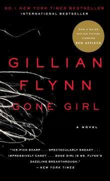 Gillian Flynn: Gone Girl, Buch