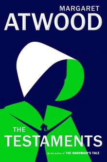 Margaret Atwood (geb. 1939): The Testaments, Buch