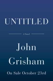 John Grisham: The Reckoning, Buch