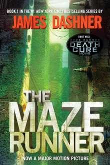 James Dashner: The Maze Runner 1, Buch