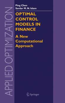 Ping Chen: Optimal Control Models in Finance, Buch