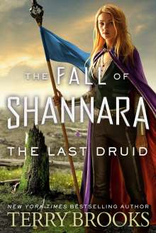 Terry Brooks: The Last Druid, Buch