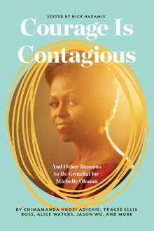 Nicholas Haramis: Courage Is Contagious, Buch