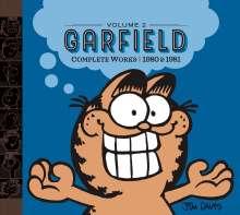 Jim Davis: Garfield Complete Works: Volume 2: 1980-1981, Buch