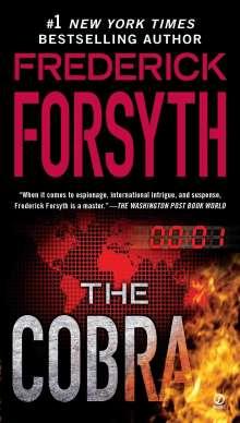 Frederick Forsyth: The Cobra, Buch