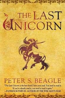 Peter S. Beagle: The Last Unicorn, Buch