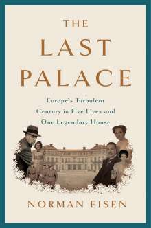 Norman Eisen: The Last Palace, Buch