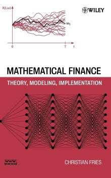 Christian Fries: Mathematical Finance, Buch