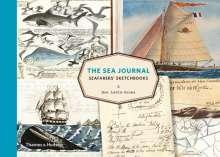 Huw Lewis-Jones: The Sea Journal, Buch