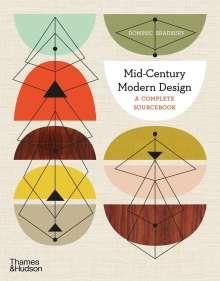 Dominic Bradbury: Mid-Century Modern Design, Buch