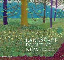 Landscape Painting Now, Buch