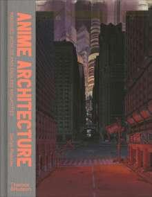 Stefan Riekeles: Anime Architecture, Buch