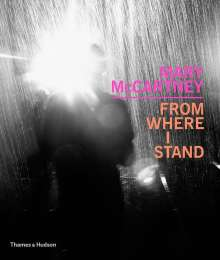 Simon Aboud: Mary McCartney: From Where I Stand, Buch