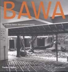 David Robson: Geoffrey Bawa, Buch