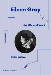 Peter Adam: Eileen Gray, Buch
