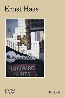 Virginie Chardin: Ernst Haas, Buch