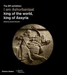 Gareth Brereton: I am Ashurbanipal, Buch