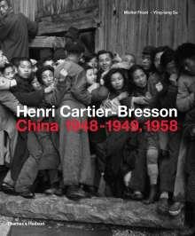 Michel Frizot: Henri Cartier-Bresson: China 1948-1949, 1958, Buch