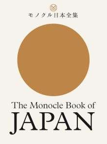 Tyler Brûlé: The Monocle Book of Japan, Buch