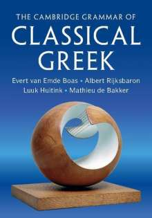 Evert van Emde Boas: The Cambridge Grammar of Classical Greek, Buch