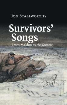 Jon Stallworthy: Survivors' Songs, Buch