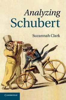 Suzannah Clark: Analyzing Schubert, Buch