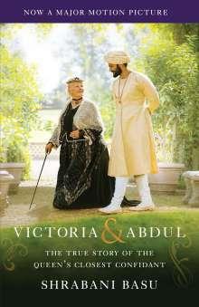Shrabani Basu: Victoria & Abdul. Movie Tie-in, Buch