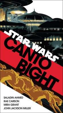 Saladin Ahmed: Canto Bight (Star Wars), Buch