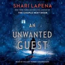 Shari Lapena: An Unwanted Guest, 7 CDs