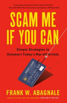 Frank W. Abagnale: Scam Me If You Can, Buch