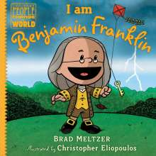 Brad Meltzer: I Am Benjamin Franklin, Buch